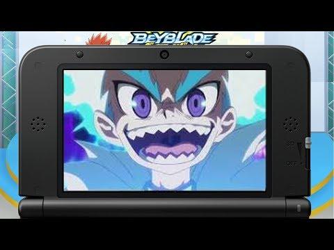 Beyblade Burst 3DS Gameplay PART 9