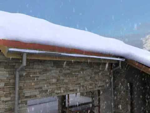 Devi Ice And Snow Melting Systems Roof Gutters And