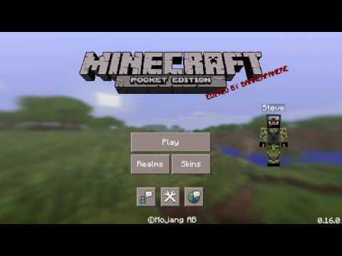 Скачать Minecraft PE 0157 Майнкрафт ПЕ полная версия