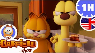 THE GARFIELD SHOW - BEST COMPILATION SEASON 3 -  The Garfield-only Show