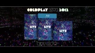 """콜드플레이 (COLDPLAY) """"LIVE 2012"""" available now!"""