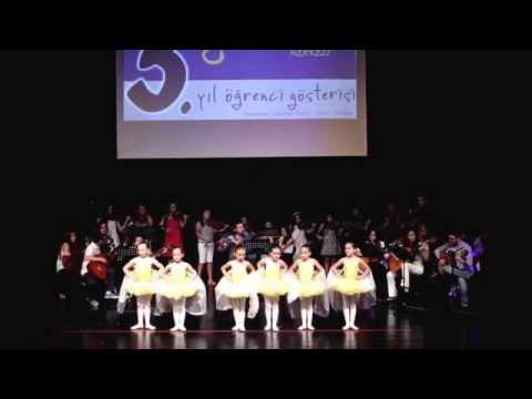 Nefes Sanat Merkezi  Yıl Sonu Gösterisi Jazz Suit