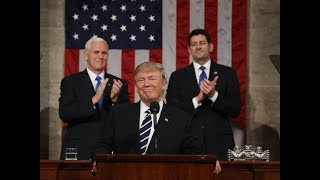 Live stream: President Trump delivers first State of the Union address