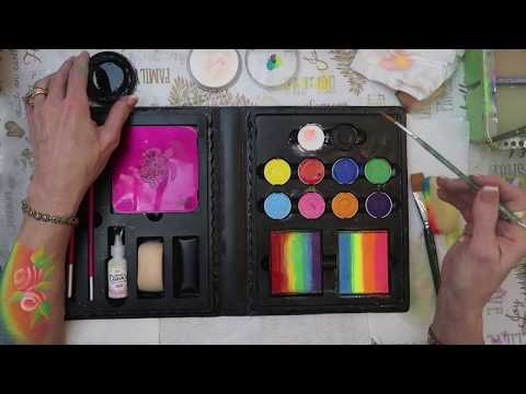 Quick & Easy Face Painting Designs! | Donna Dewberry (2018)