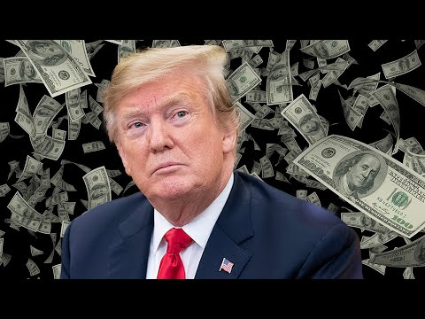 Trump Gains Hundreds of Millions of Dollars for Super PAC Despite Net Worth Declining $2 Billion