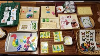 Montessori Inspired Activities For Ages 2-6 Yrs  11-28-17