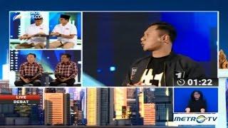 Video Debat Kedua Pilkada DKI Jakarta (3) download MP3, 3GP, MP4, WEBM, AVI, FLV Mei 2017