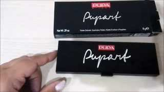 видео Pupa Pupart Eyeshadow Palette 4: отзыв | Блог Lady On Beauty - сайт о косметике и красоте. Свотчи и отзывы.
