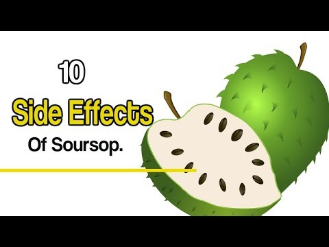 10 Side Effects Of Soursop.