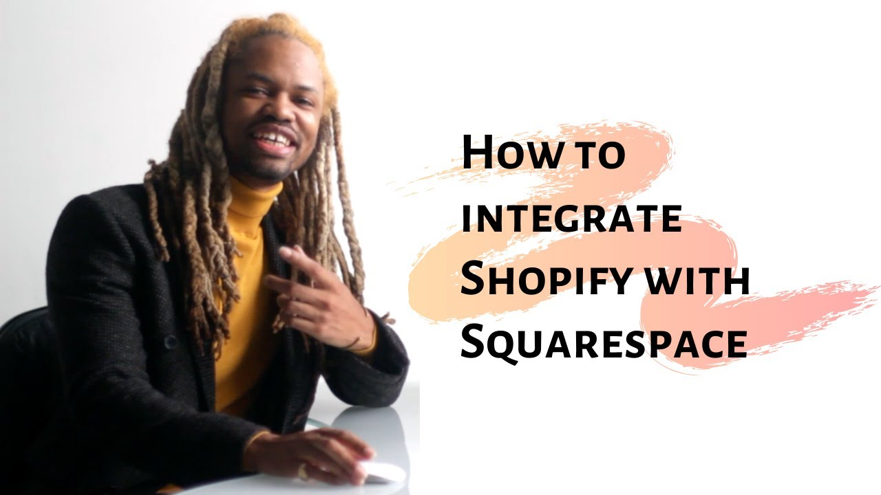 How to integrate Shopify with Squarespace