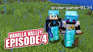 INFORMATION FOR ENDERIA | Minecraft Online Survival Timelapse Season 1 Episode 4 | GD Venus |