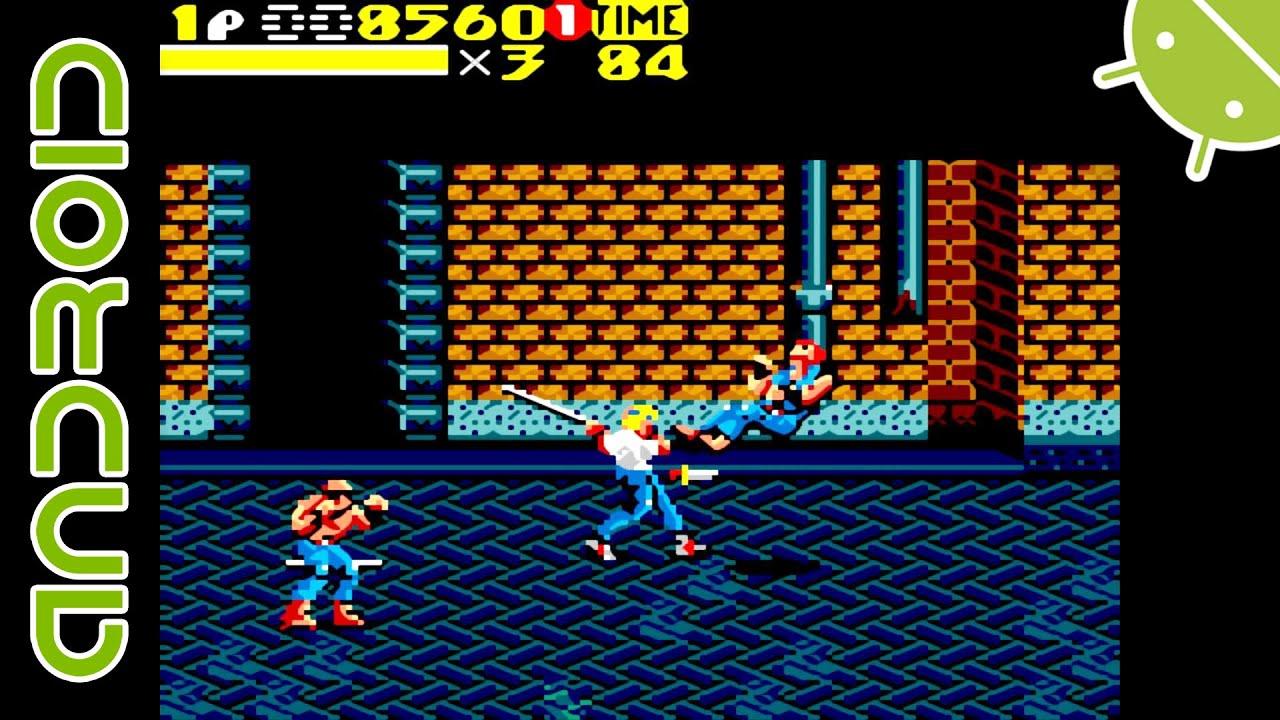 Streets Of Rage 2 Sega Game Gear Rom | Gameswalls org