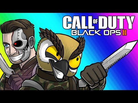 Thumbnail: Black Ops 2 Gun Game Funny Moments - The Dirty Knife Boys!