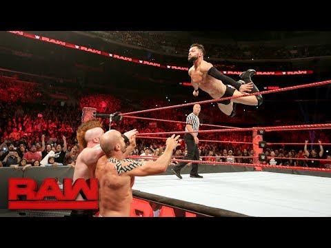 6/26/2017 wwe raw - 0 - 6/26/2017 WWE Raw Analysis – Ball Family on MizTV/Women's Gauntlet Match