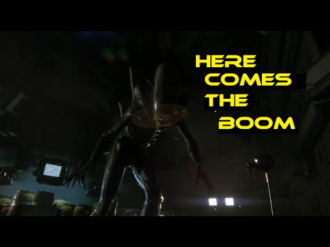 Here comes the Boom: Alien Isolation Part 7