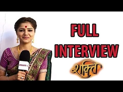 Soumya From 'Shakti - Astitva Ek Ehsaas Ki''s' Exclusive Interview