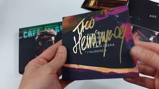 "Unboxing: TACO HEMINGWAY ""CAFÉ BELGA"" + ""FLAGEY EP"" z autografami"