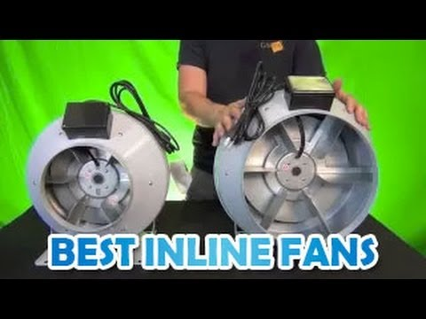 Powerful & Quiet Inline Duct Fans Rebel Inline Centrifugal Blower 4