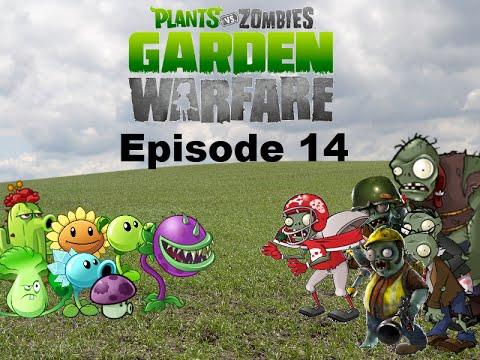 Plants Vs Zombies Garden Warfare Plush Series Episode 14 All Star Youtube