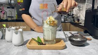Pandan Coffee - iBar Nha Trang