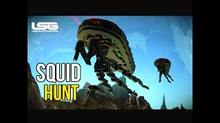 Space Engineers - Squids Hunt Players Underworld Server