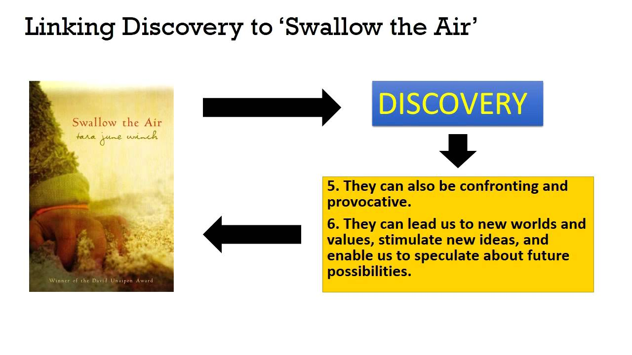 Swallow the air essay