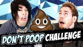 Don't Poop Challenge (With Ahoynateo!)