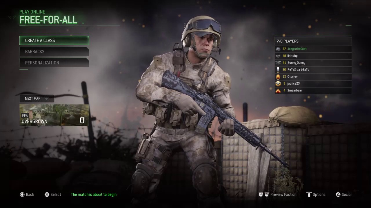 Download MWR GRINDING FOR A GOLD M16!!!!!!