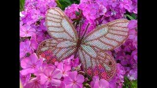 """Бабочки ТМ """"Вдохновение"""". Обзор, готовые работы, закрепки, хитрости"""