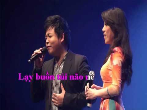 Ngày Xưa Anh Nói   Quang Lê ft  Mai Thiên Vân   Karaoke HD   Beat Gốc