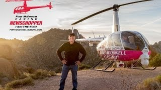 Naming Rights Sponsorship Opportunity - Bruce Haffner Newschopper(Bruce Haffner is a well known veteran of the news business here in Arizona, and is trusted and respected within the media community and by the general public., 2014-06-02T15:57:39.000Z)