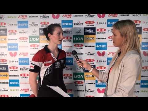 #TTokyo2014 Interview: Joanna Drinkhall