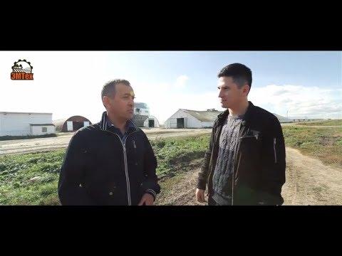 8 Выпуск! С чего начать в агробизнесе и постоить зерноочистительный сушильный комплекс