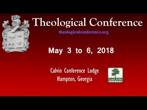 """27th Theological Conference: Dick Eldred, """"The Kingdom Message"""""""