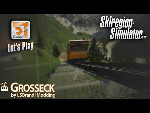 Ski Region Simulator 2012 | Lets Play #03| Willkommen in Grosseck