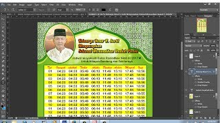 Download Video membuat sendiri jadwal imsakiyah dengan printer A4 MP3 3GP MP4