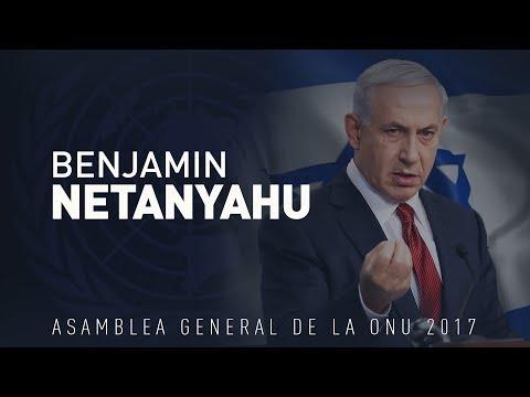 Contundente discurso de Netanyahu en la Asamblea General de la ONU