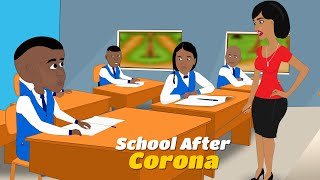 What is a Capacitor? || School After Corona (UG Toons)