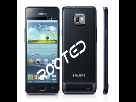 How to ROOT samsung galaxy s2 Plus GT-I9105/P