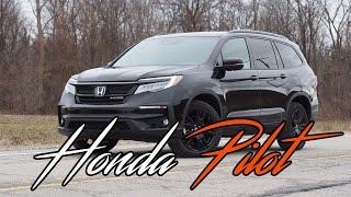 Плюсы и минусы Honda Pilot стоит ли покупать этот автомобиль