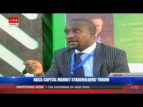 NASS Capital Market Stakeholders' Forum Day 2 Pt 1