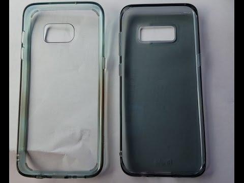 samsung s8 phone case ringke