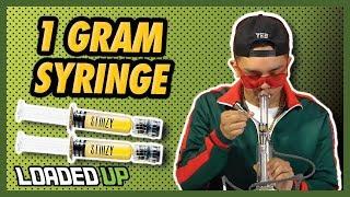 1 Gram Stiiizy Distillate Syringe | Loaded Up