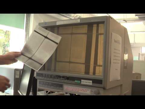 How To Use Microfiche