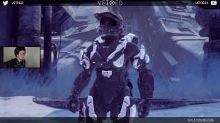 Vetoed Gets  NINJA'D ON FFA (HALO5)