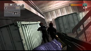 SAS Anti-Terror Force (PS2) - Part 2/2 - Full Playthrough (1080p)