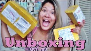 Unboxing Aliexpress #11 - 19 Itens - Porta Relógios + Bijuterias