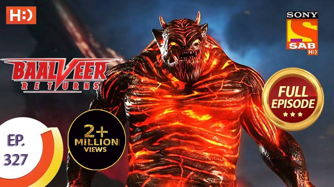Download Baalveer Returns - Ep 327 - Full Episode - 24th March, 2021