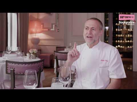 Michelin-starred chef interviews - Michel Roux Jr, Jason Atherton & Phil Howard