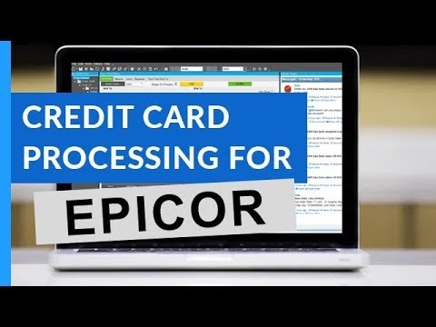 Payment Processing Solutions For Epicor